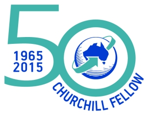Churchill Fellowship 2015