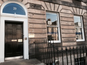 Sacro National office, Edinburgh