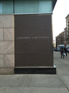Columbia Law School NYC