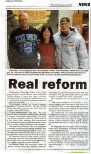 Real Reform Midland Express 8.12.15