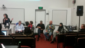 Plenary Panel: Learning from Former Prisoners Who Have Gone Straight…It Makes Sense.